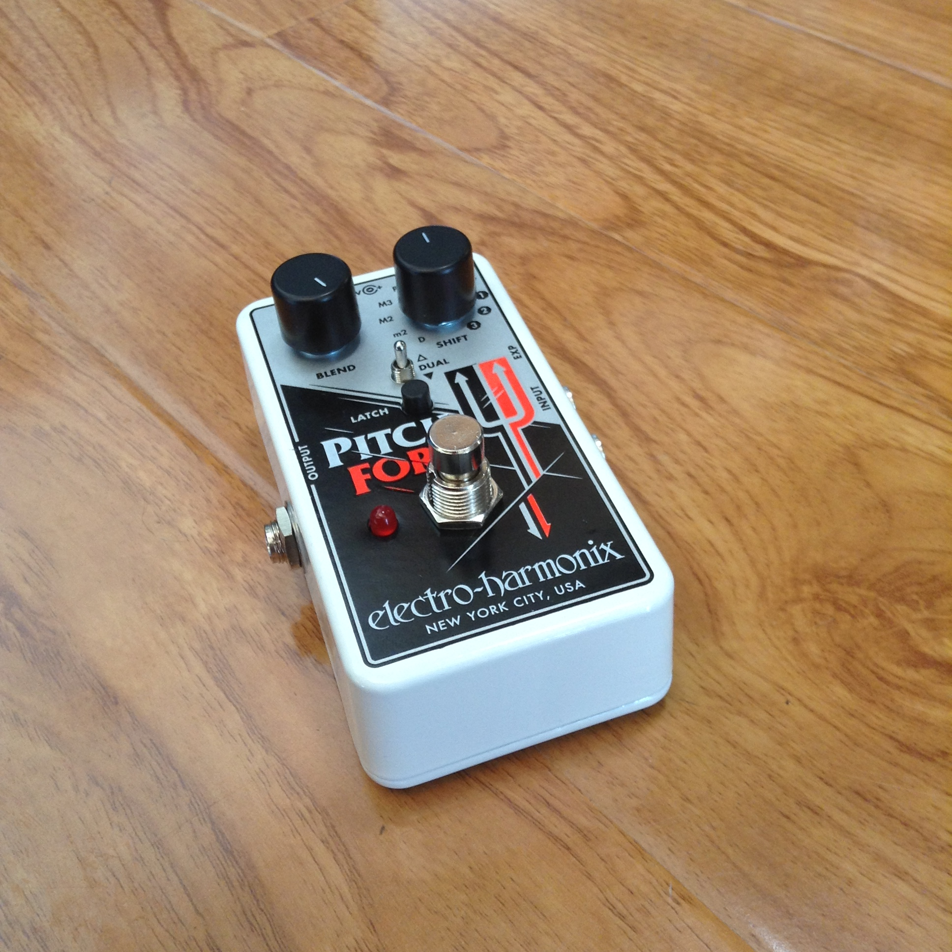EH Electro Harmonix Polyphonic Pitch Shifter