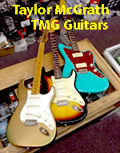 Taylor McGrath Guitars TMG, Fullerton, CA