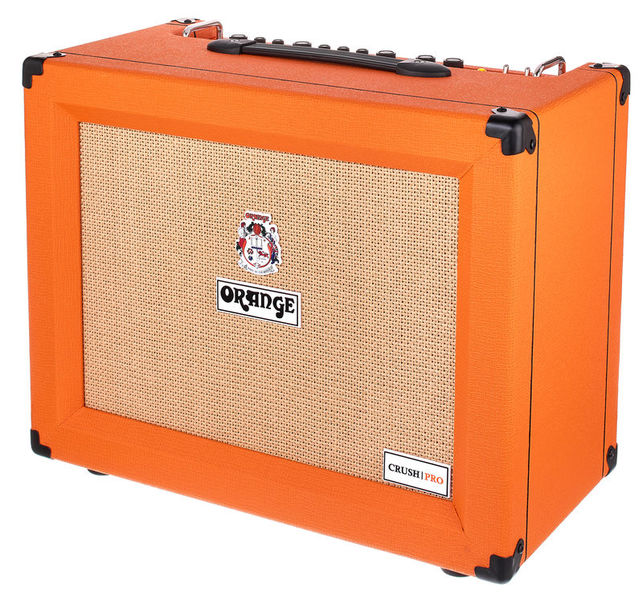 ORANGE Crush Pro CR60C guitar combo amp