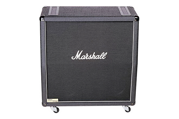 Marshall 1960AV 4x12 Guitar Extension Cabinet
