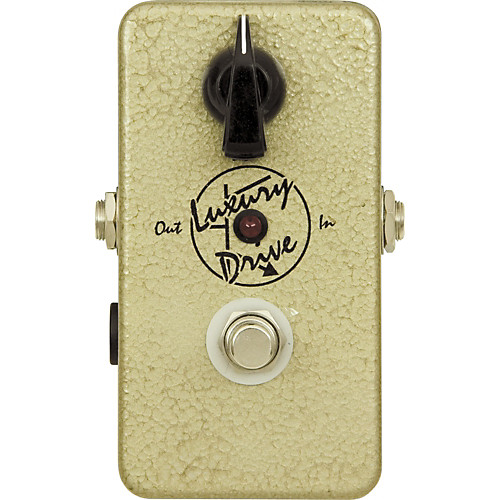 T REX Luxury Drive overdrive pedal