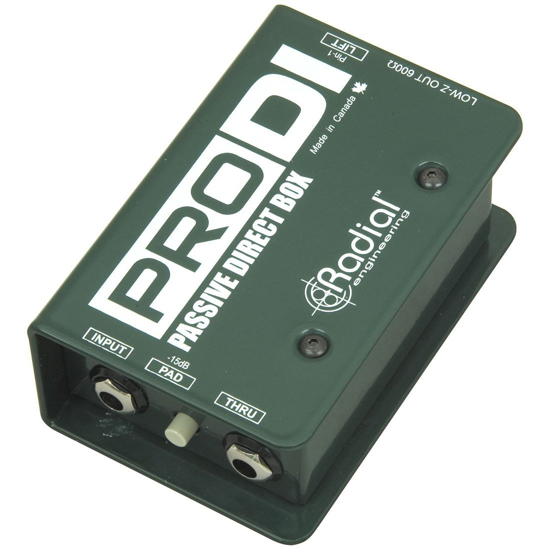 RADIAL Pro D.I. direct box