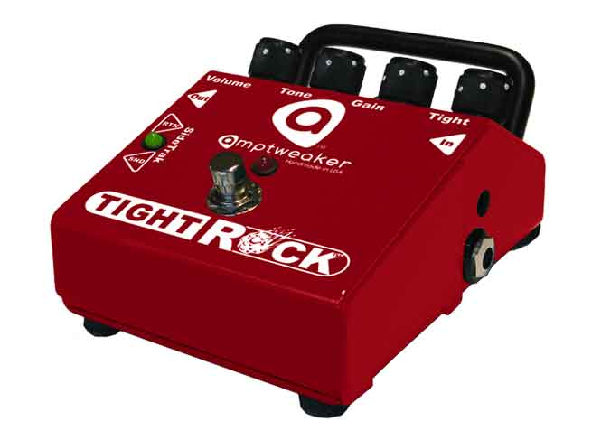 Amptweaker Tight Rock Guitar Pedal