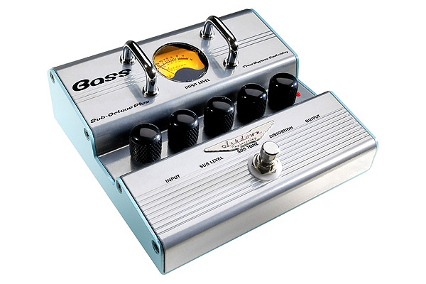 Ashdown Sub-Octave Plus Bass FX