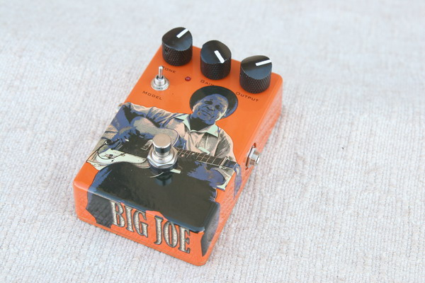 Big Joe Saturated Tube B-401 Overdrive Pedal