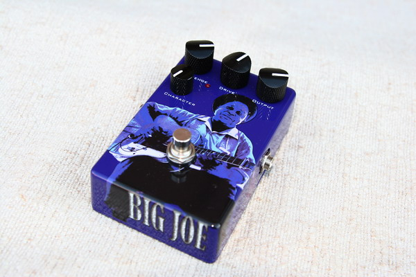 Big Joe Vintage Tube 2 B-404 Overdrive Pedal