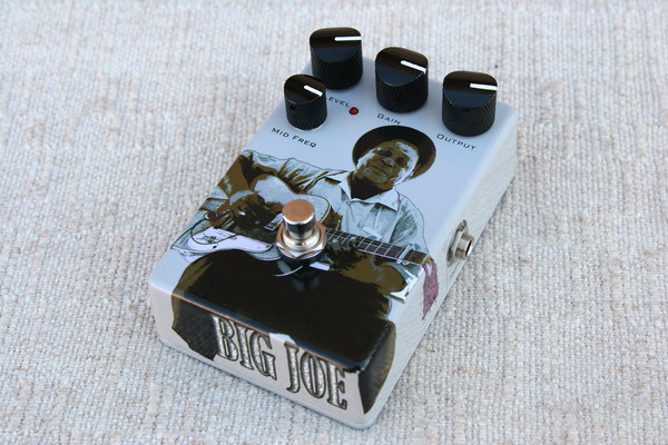 Big Joe Hard Tube B-405 Overdrive Pedal