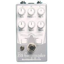 EARTHQUAKER Bit Commander synth pedal