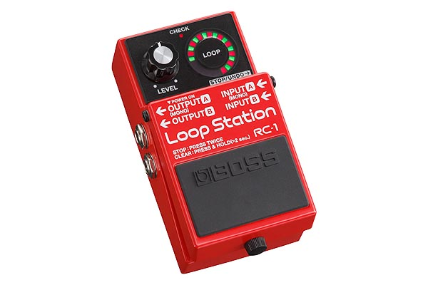 BOSS RC-1 LOOPSTATION