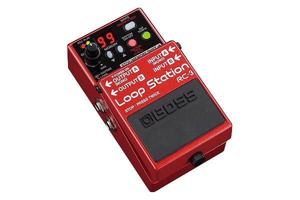 BOSS RC-3 LOOPSTATION