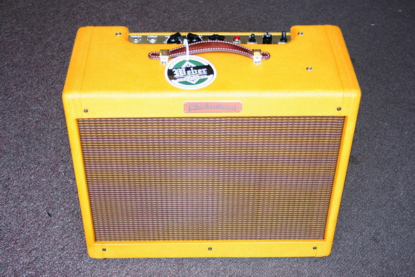 Chickenhead E53 Tweed Deluxe Class A Guitar Amp WEBER speaker