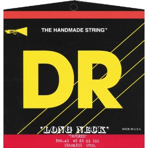 DR Strings Electric Bass - Hi Beam Taper-Core TMR-45