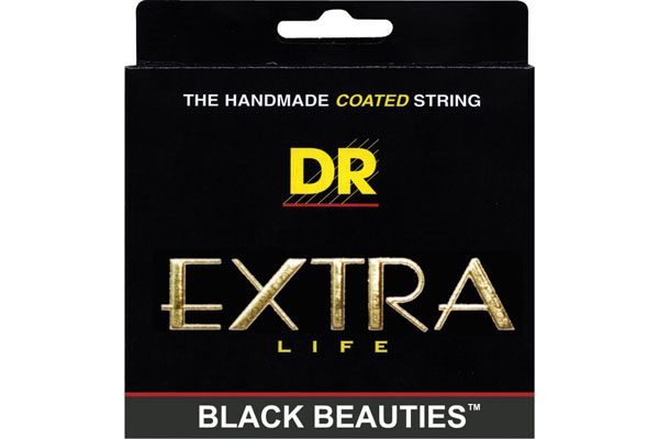 DR Black Beauties Bass Strings BKB-45