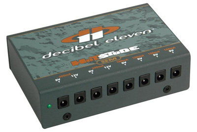 Decibel Eleven | Decibel Eleven DB-11 Hot Stone SM Power Supply