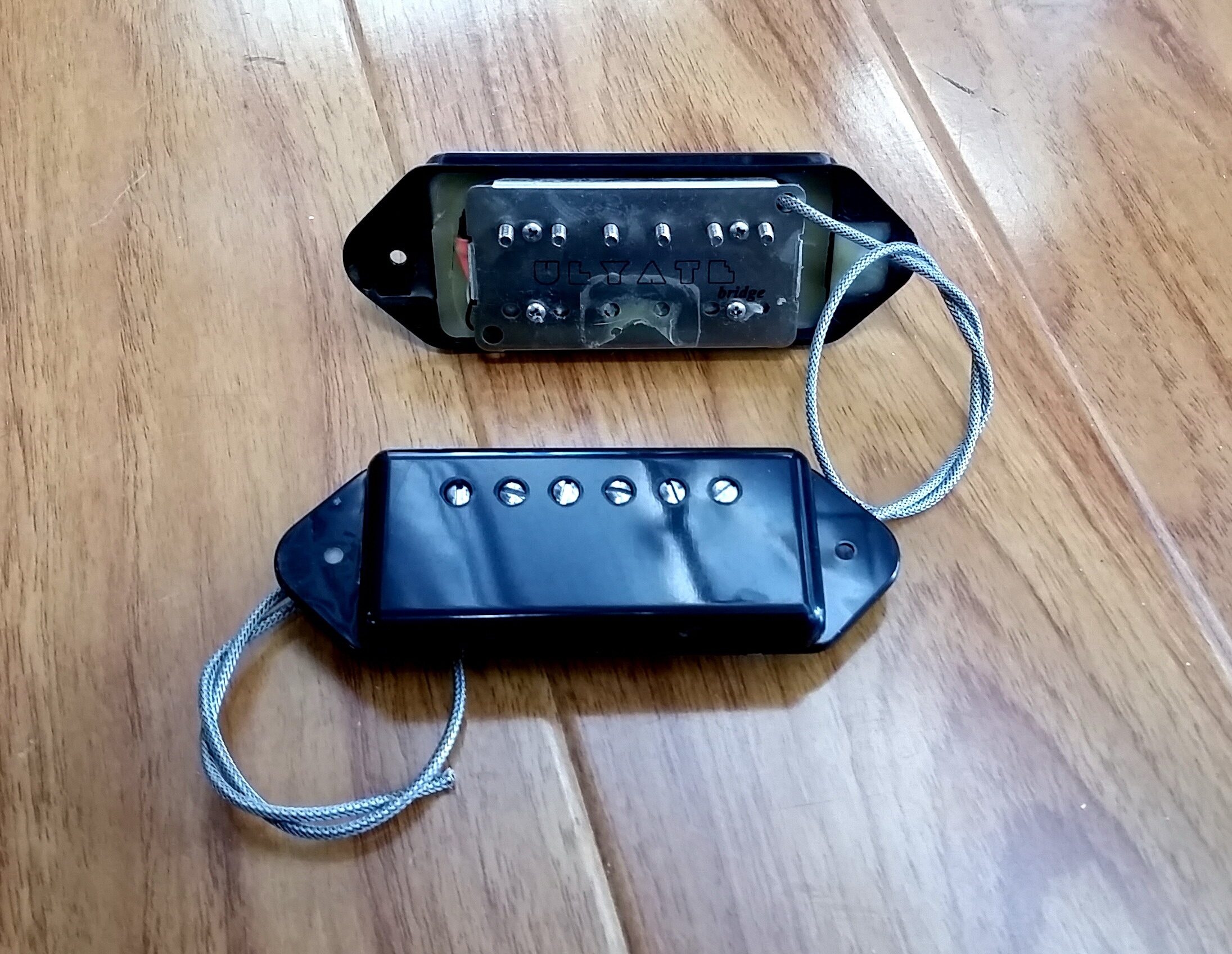 ULYATE Dogear Humbucker pickup set