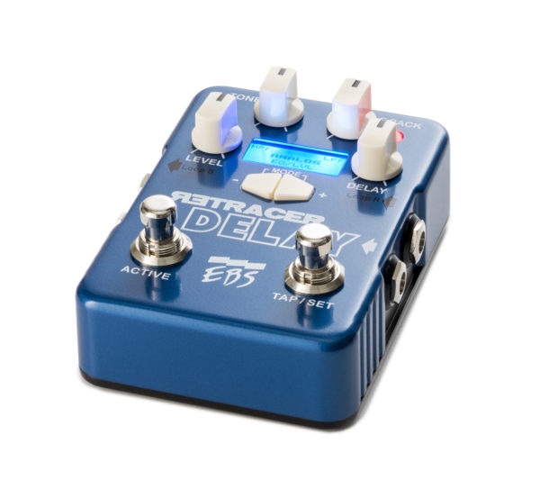 EBS Retracer Delay pedal