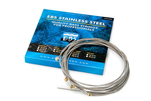 EBS Stainless Steel Bass Strings 4
