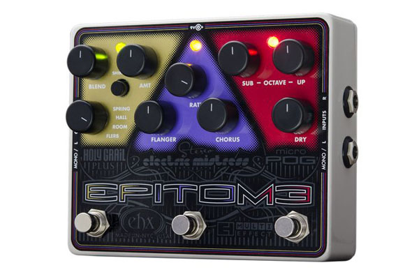 EH Electro-Harmonix Epitome Multi-Effects Guitar Pedal
