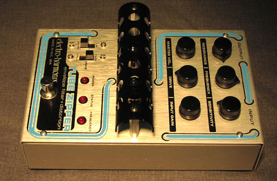 EH Electro-Harmoni Tube Zipper Distortion Guitar Effects