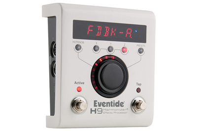 Eventide Pedals | Eventide H9 Harmonizer Multi-Effects Pedal