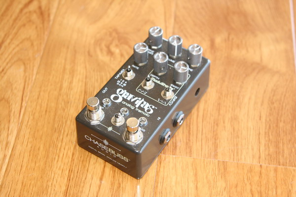 Chasebliss Audio Gravitas Analog Tremolo
