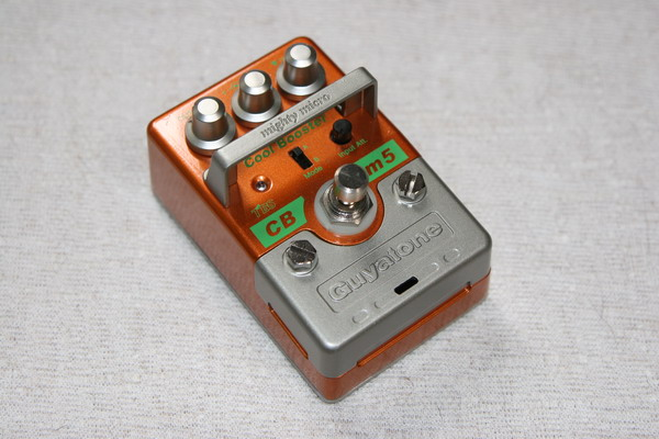Guyatone Cool Booster CBm5