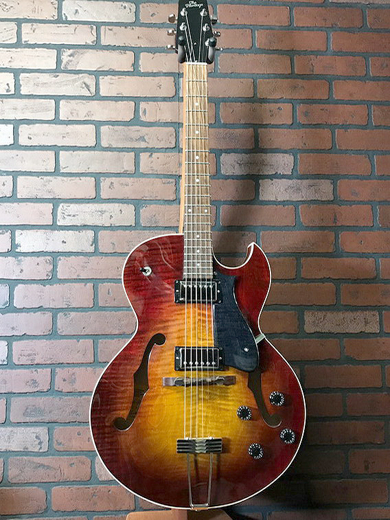 Heritage Guitars H575 OSB Hollowbody Guitar