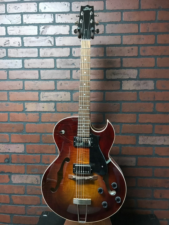Heritage Guitars H575 VWB Hollowbody Guitar