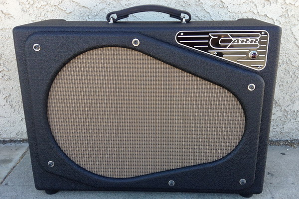 Carr Amplifiers The Bloke 1x12 Black Combo Amp