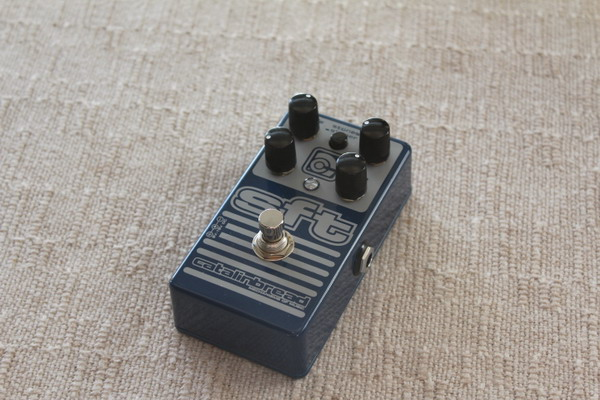 Catalinbread SFT Foundation Overdrive Pedal
