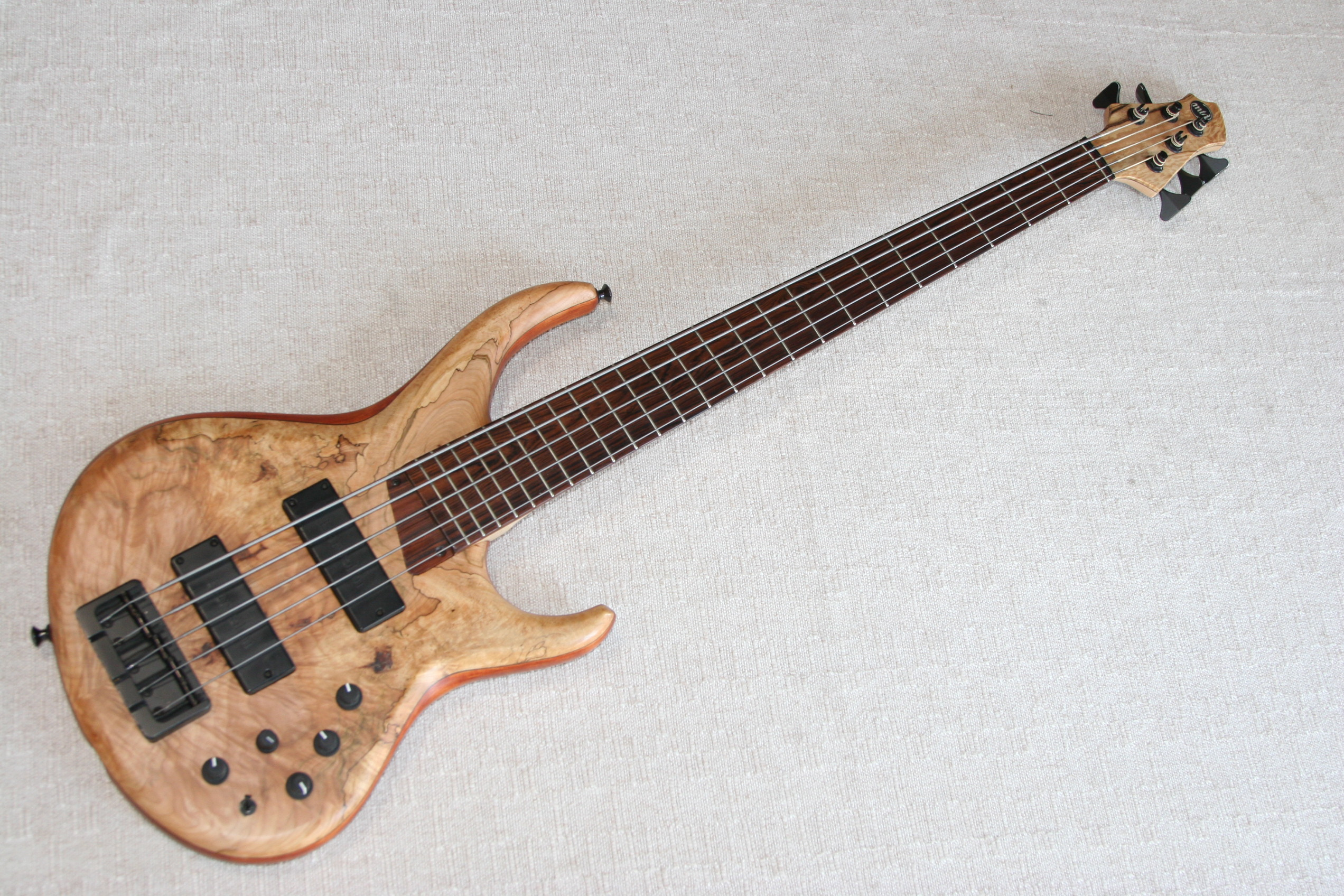 MTD 535-24 5 string bass Michael Tobias Design