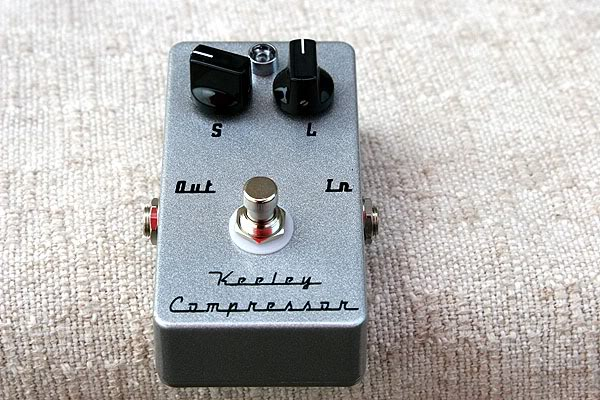 Keeley Electronics Compressor 2 Knob Guitar Pedal