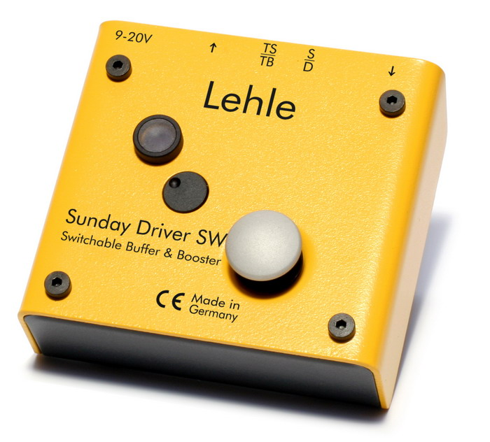 Lehle Sunday Driver SW Buffer Pedal