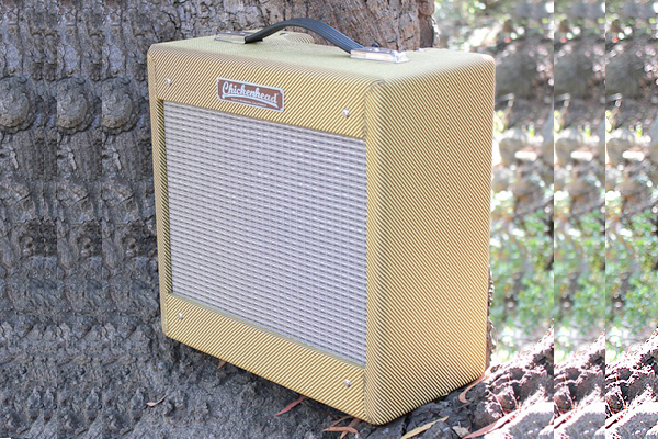 Chickenhead TWEED Little Juke 5 Watt Tube Class A Guitar Amp