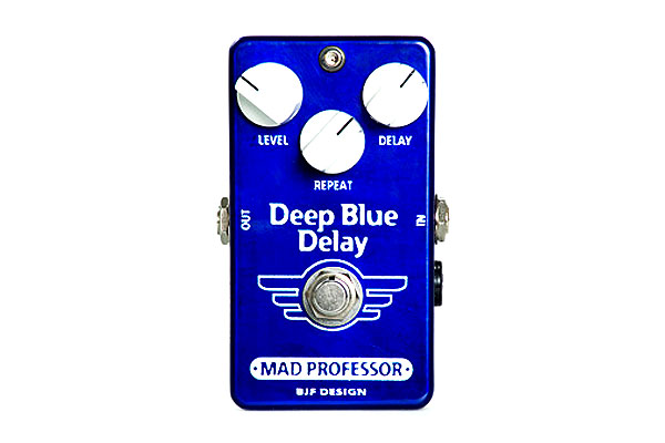 Mad Professor Deep Blue Delay Free Shipping