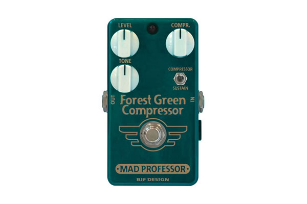 Mad Professor Forest Green Compressor FREE SHIPPING