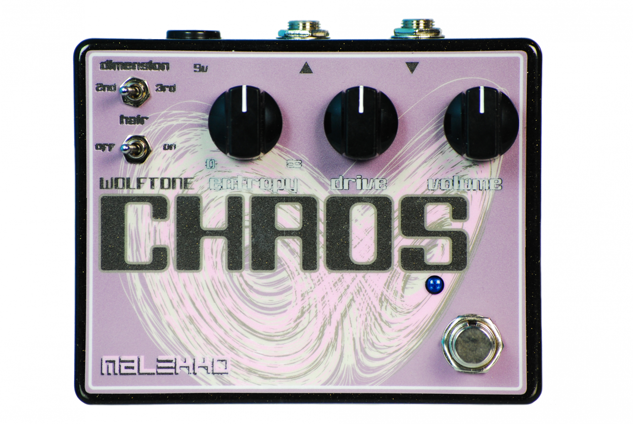 Malekko Heavy Industry Wolftone Chaos Analog Shaping Distortion