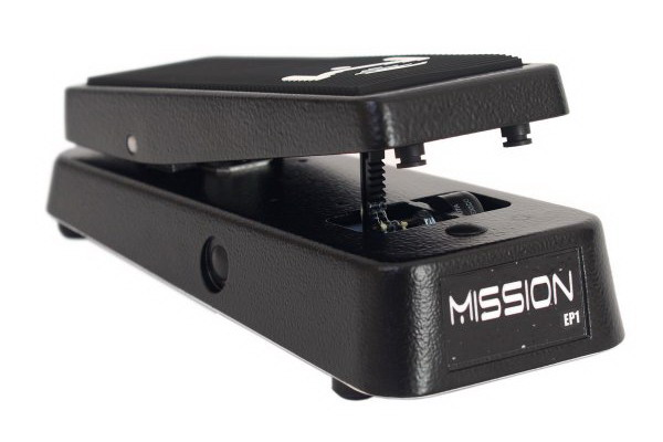 Mission Engineering EP-1 Black Expression Pedal