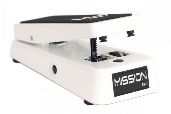 Mission Engineering EP-1 White Expression Pedal