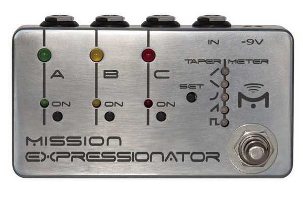 Mission Engineering Expressionator Switch Pedal
