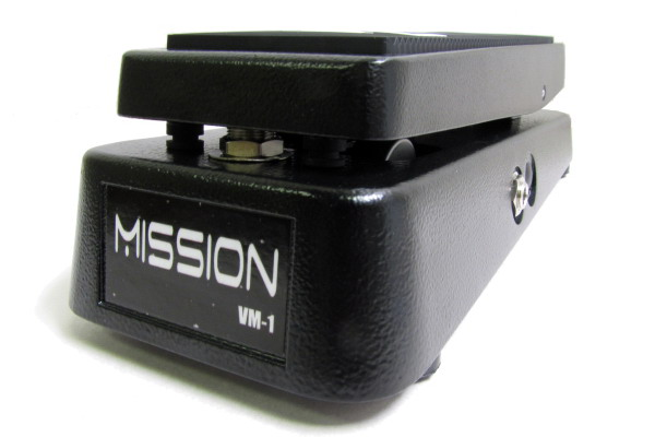 Mission Engineering VM-1 Black Volume Pedal