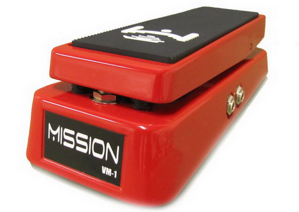 Mission Engineering VM-1 Red Volume Pedal