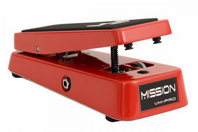 Mission Engineering VM-Pro Red Buffered Volume Pedal