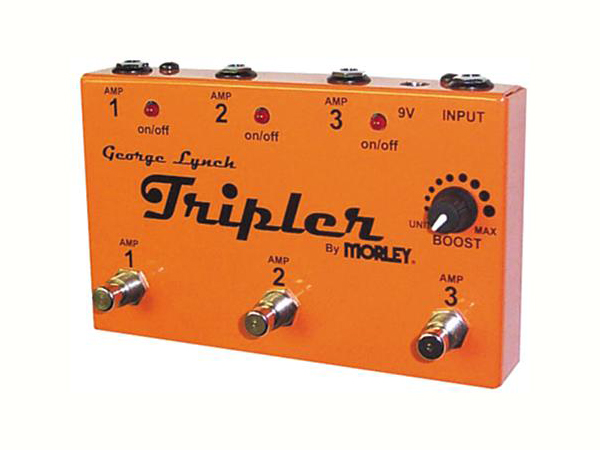 Morley George Lynch Tripler Pedal