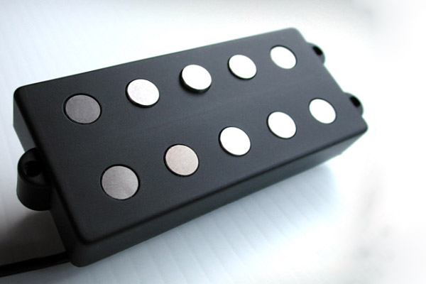 Nordstrand MM5.2 Bass Humbucker OLP Music man Spacing
