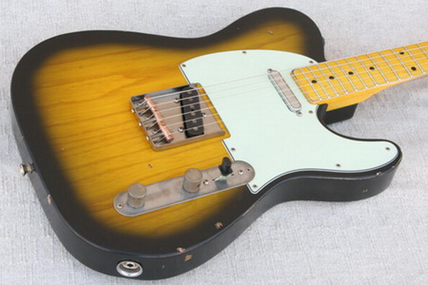 Bill Nash T-Models Guitar | Nashguitars Tele T-63