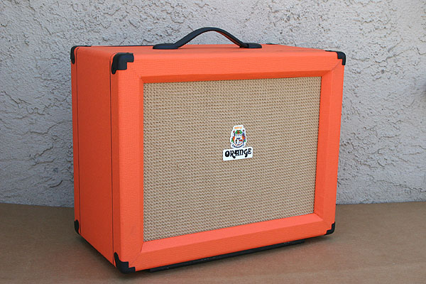Orange PPC112 Speaker Cabinet