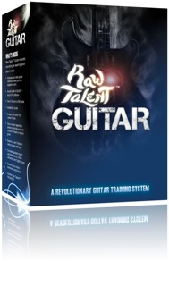 Raw Talent Guitar Lessons FREE SHIPPING