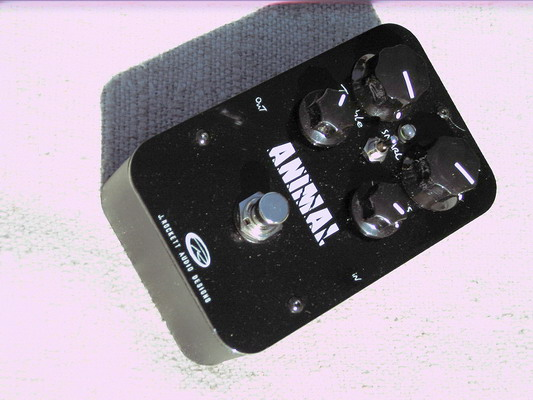 Rockett Pedals Animal Overdrive Guitar Pedal