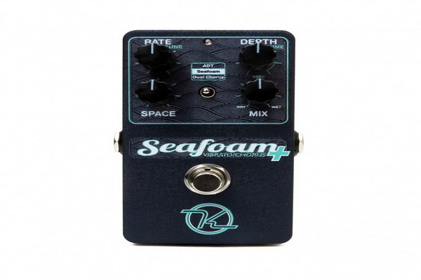 Keeley Seafoam Plus
